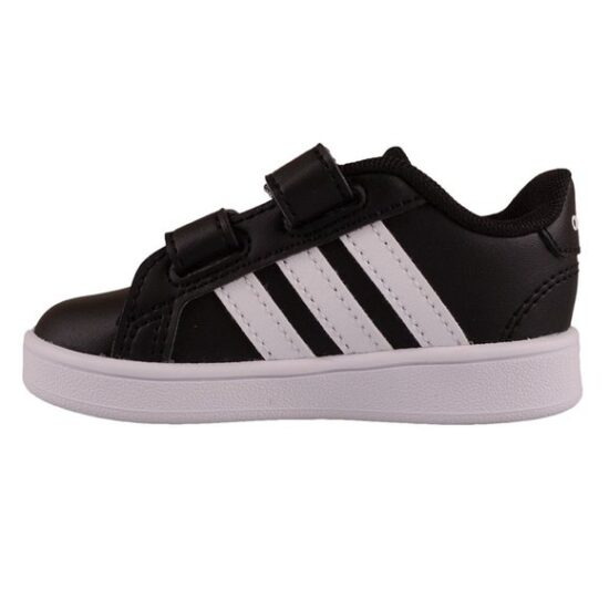 Sneakers ADIDAS GRAND COURT I EF0117 ΜΑΥΡΟ