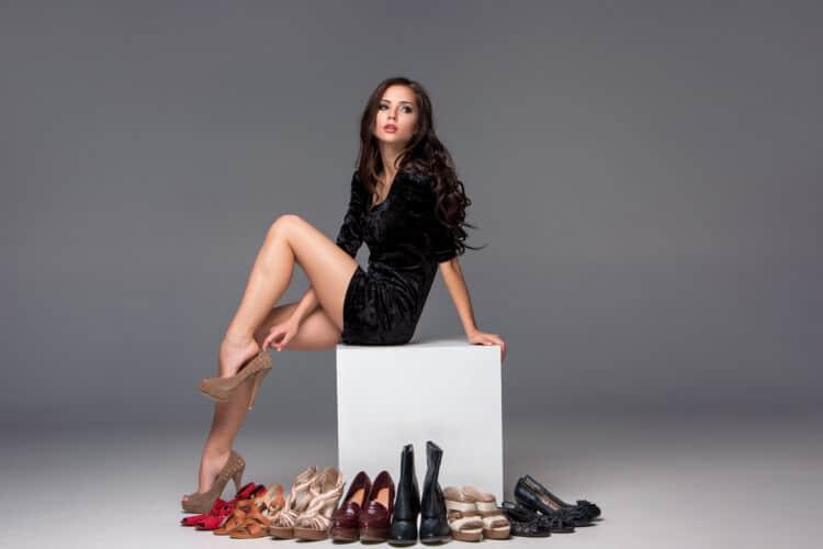 Ύψος τακουνιού σε γυναικεία παπούτσια και πώς να το επιλέξεις!