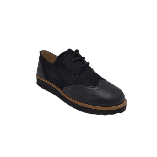 Oxford RShoes 90 ΜΑΥΡΟ